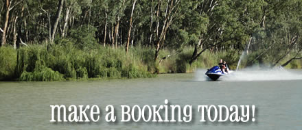 Make an Islander Houseboat Booking